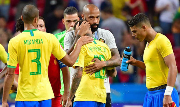 Neymar-Brazil-World-Cup-exit-Belgium-Thierry-Henry-985151