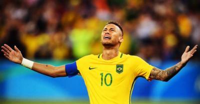 রিও অলিম্পিক : ব্রাজিল ফুটবল দলের প্রথম স্বর্ণপদক জয়ের উচ্ছ্বাস