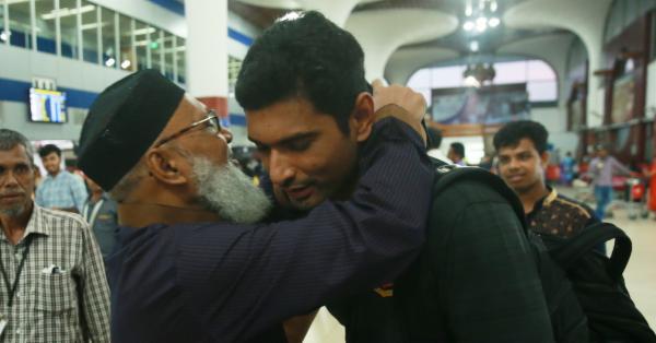 'রিল্যাক্সড' হওয়ার সুযোগ নেই : মাহমুদউল্লাহ
