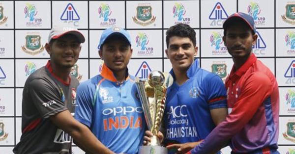 'ছোটদের ক্রিকেটে ভারত মানসিক বাধা নয়'