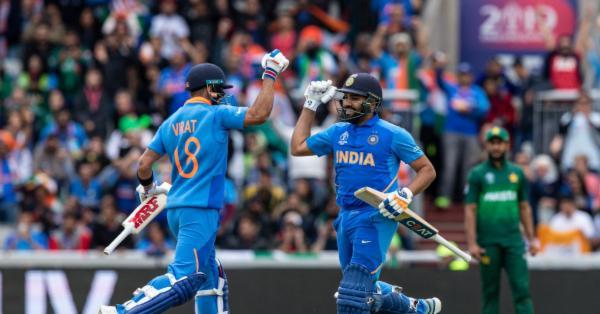 বিশ্বকাপে পাকিস্তানের বিপক্ষে ৭-০তে এগিয়ে গেল ভারত
