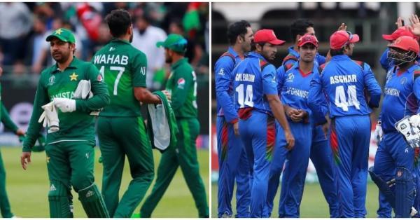 ক্রিকেট বরফ গলাবে পাকিস্তান-আফগানিস্তানের?
