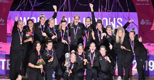 বিশ্বকাপ জিতেও প্রাইজমানি পায়নি নিউজিল্যান্ড নারী নেটবল দল