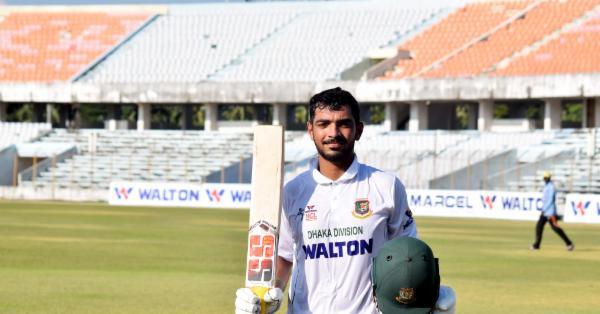 সাইফের ডাবল সেঞ্চুরি, ইমরুলের ৭ রানের আক্ষেপ
