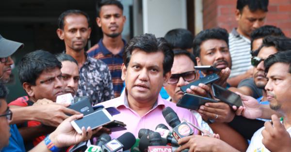 ক্রিকেটারদের দাবিদাওয়া 'বিদ্রোহ' মনে করছে না বিসিবি