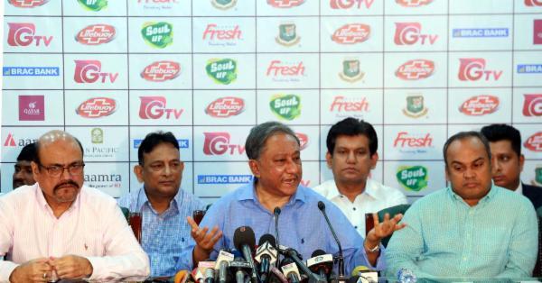 ক্রিকেটারদের আন্দোলনকে 'ষড়যন্ত্র' বললেন বিসিবি প্রধান, 'পেছনে কারা আছে বের করা হবে'