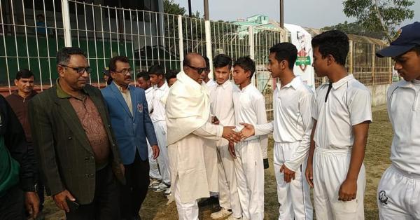 ব্রাক্ষণবাড়িয়ায় শুরু হয়েছে বঙ্গবন্ধু জাতীয় স্কুল ক্রিকেট