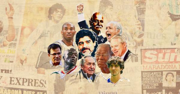 ২০২০ ফুটবল: করোনাভাইরাস ও ম্যারাডোনাকে হারানোর বছর