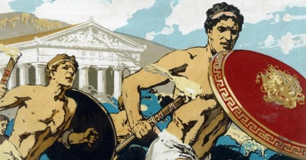অল্প গল্পে অলিম্পিক-১: হারকিউলেসের হাত ধরে