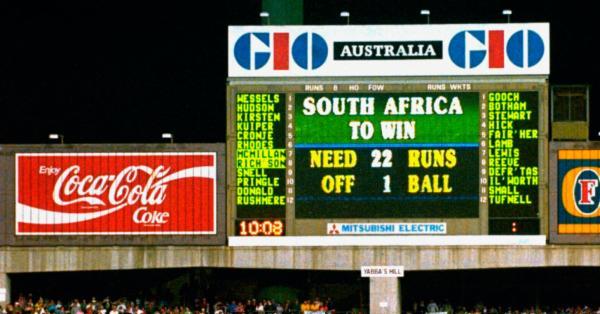 সেদিনের এই দিনে: ১ বলে ২২ রানের প্রহসন