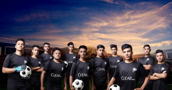 ক্লিয়ার মেন অনূর্ধ্ব-১৭ ফুটবলের চ্যাম্পিয়ন সোনাদিঘী হাইস্কুল