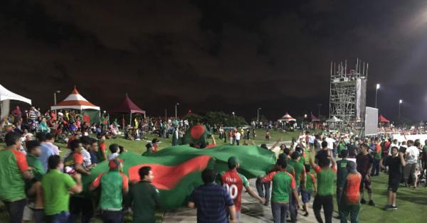 আমেরিকার ডায়েরি : 'মিশন মায়ামি'